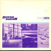 DURAN DURAN - Planet Earth / Late Bar