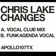 CHRIS LAKE FEAT LAURA V - Changes