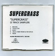 SUPERGRASS - 5 Track Sampler