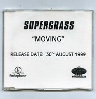 SUPERGRASS - Moving