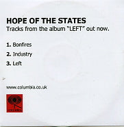 HOPE OF THE STATES - Left