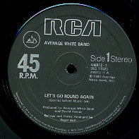 AVERAGE WHITE BAND - Lets Go Round Again