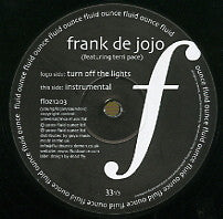 FRANK DE JOJO - Turn Off The Lights