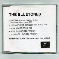 THE BLUETONES - Autophilia