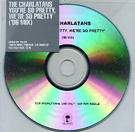 THE CHARLATANS - You're So Pretty - We're So Pretty