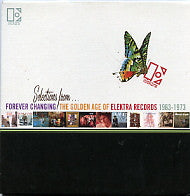 VARIOUS - Forever Changing - The Golden Age Of Elektra Records 1963-1973