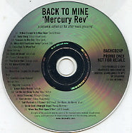 VARIOUS - Back To Mine: Mercury Rev