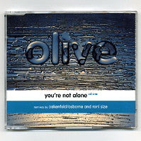 OLIVE - You're Not Alone
