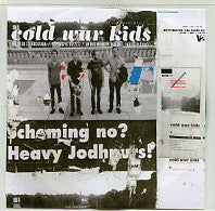 COLD WAR KIDS - We Used To Vacation EP