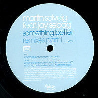 MARTIN SOLVEIG - Something Better