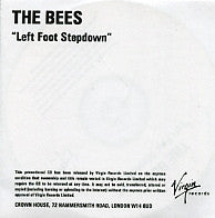 THE BEES - Left Foot Stepdown