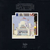 LED ZEPPELIN - (The Soundtrack From The Film) The Song Remains The Same