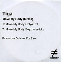 TIGA - Move My Body
