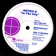 METRO D (OCTAVE ONE) - In The City