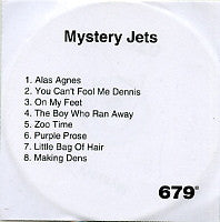 MYSTERY JETS - Album Sampler