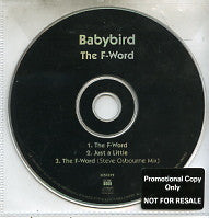 BABYBIRD - The F-Word
