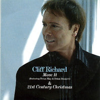 CLIFF RICHARD - Move It / 21st Century Christmas