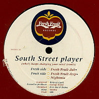 SOUTH STREET PLAYERS - Who Keeps Changing Your Mind