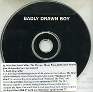 BADLY DRAWN BOY - Spitting In The Wind