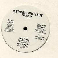 JOY VOGEL - The Girl