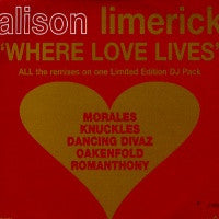 ALISON LIMERICK - Where Love Lives(Come On In)