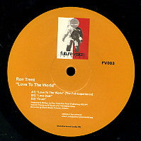 RON TRENT - Love To The World
