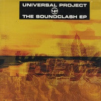 UNIVERSAL PROJECT - The Soundclash EP