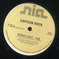 CAPTAIN ROCK - Bongo Beat