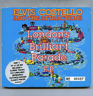 ELVIS COSTELLO - London's Brilliant Parade EP
