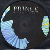 PRINCE - Black Sweat