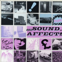 THE JAM - Sound Affects