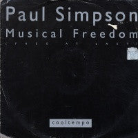 PAUL SIMPSON - Musical Freedom