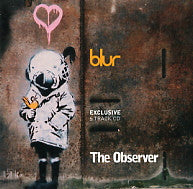 BLUR - Exclusive 5 Track CD