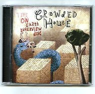 CROWDED HOUSE - Time On Earth - Interview Disc