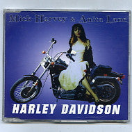 MICK HARVEY & ANITA LANE - Harley Davidson