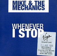 MIKE AND THE MECHANICS - Wherever I Stop