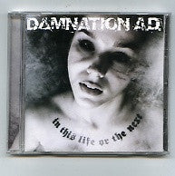 DAMNATION AD - In This Life or the Next