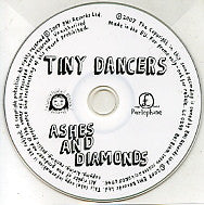 TINY DANCERS - Ashes And Diamonds