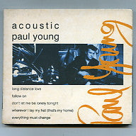 PAUL YOUNG - Acoustic