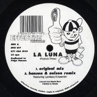 MOVIN' MELODIES PRODUCTIONS (PATRICK PRINS) / DA' SILO - La Luna / Bass Funk