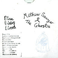 MATHEW SAWYER & THE GHOSTS - Blue Birds Blood