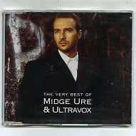 MIDGE URE and ULTRAVOX - The Very Best Of Midge Ure & Ultravox