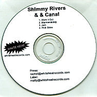 SHIMMY RIVERS & & CANAL - EP