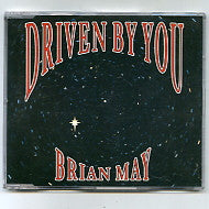 BRIAN MAY - Driven By You