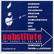 VARIOUS - Substitute - The Songs Of The Who