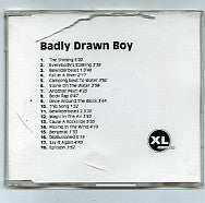 BADLY DRAWN BOY - Album (Hour Of Bewilderbeast)