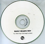 BADLY DRAWN BOY - You Were Right