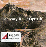 MERCURY REV - Opus 40