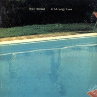 PETER HAMMILL - In A Foreign Town