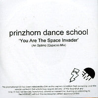 PRINZHORN DANCE SCHOOL - You Are The Space Invader